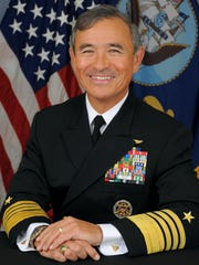 Adm. Harry Harris Jr., commander of the U.S. Pacific