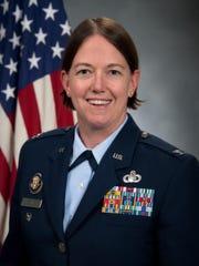 Colonel Melissa A. Stone