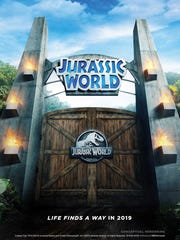 Universal Studios Hollywood closes Jurassic Park -