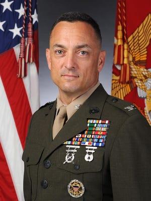 Marine Col. Joseph Murray