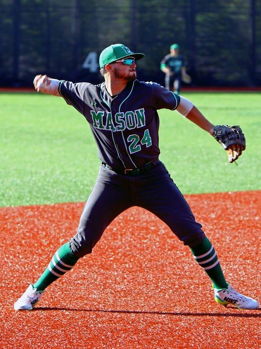 Mason at Moeller Baseball Regional Final
