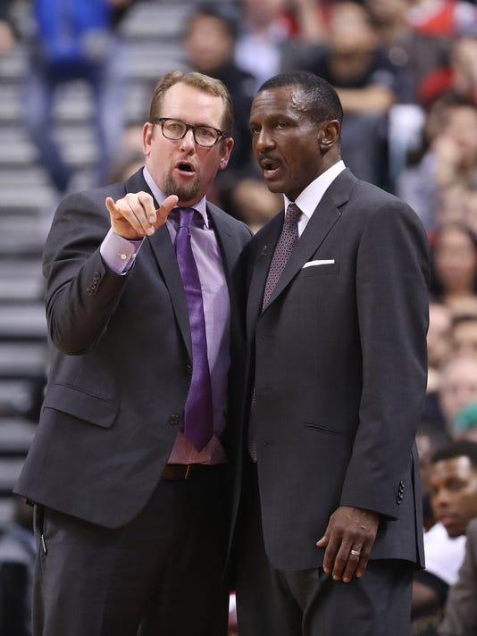 NBA: Boston Celtics at Toronto Raptors