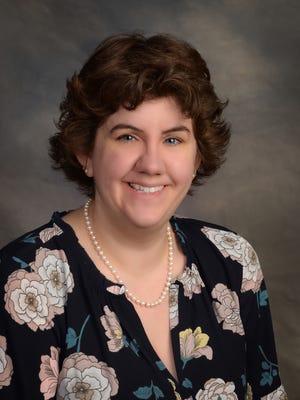 Leah Dodd, director of Willard Library