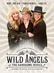 """Wild Angels – The Women of Rock, Pop and Country"""
