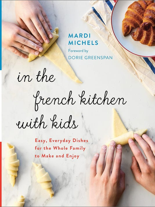 Want to put your kids to work in the kitchen? Try these new cookbooks