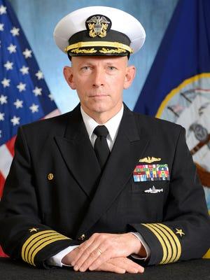 Capt. Theron Davis