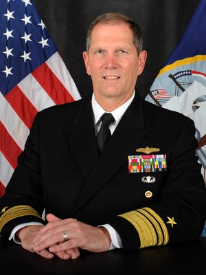 U.S. Navy Vice Admiral Matthew Kohler