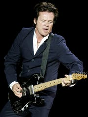 """Ghost Brothers of Darkland County"" co-writer John Mellencamp, pictured in 2005, will play the Count Basie Theatre in April 2015."