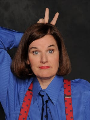 Comedian Paula Poundstone  returns to Hoyt Sherman Place for a stand-up set at 8 p.m. Saturday