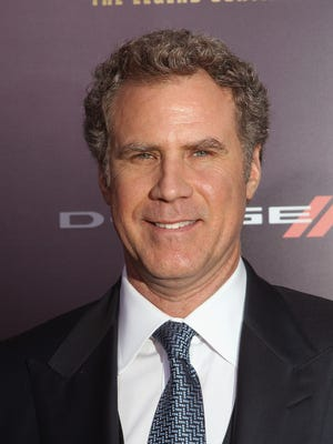 Will Ferrell attends the 'Anchorman 2: The Legend Continues' New York premiere on Dec. 15.