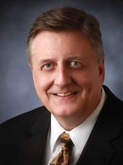 Democratic Winnebago County Executive Mark Harris