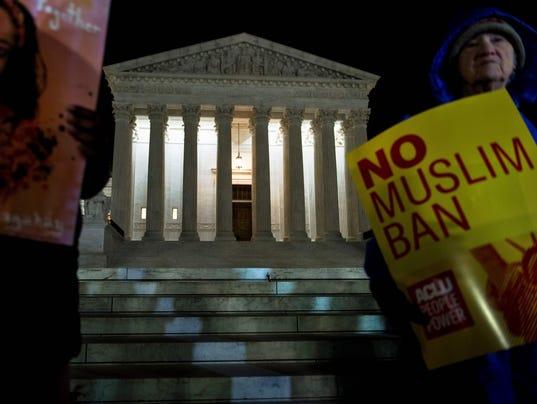 Judges Cancel Travel Ban