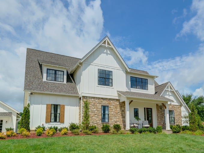 The McDaniel Farms model home will be unveiled at an