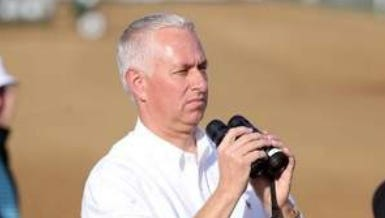 Todd Pletcher, left, is second only to D. Wayne Lukas in Kentucky Derby entries (47-36).