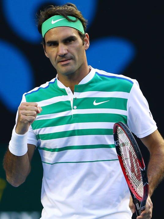 Roger Federer Today Match Video