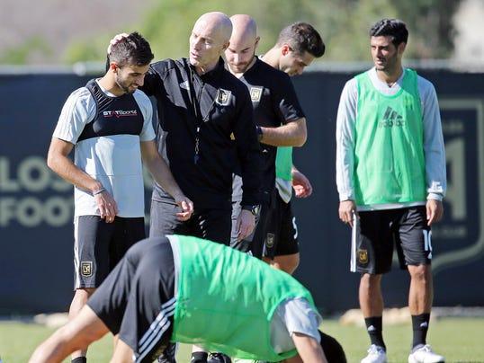AP MLS LAFC BEGINS SOCCER S SOC USA CA