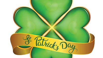 Mt. Holly hosts a St. Patrick's Day Parade and a 5K race and 1-mile walk on Saturday.