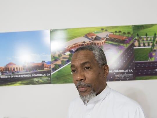 Imam Reymundo Nour of the Islamic Society of Palm Springs