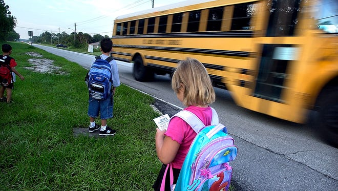 Transportation is a key service school districts are required to provide for homeless students.