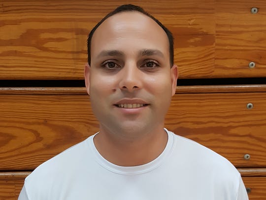 Yamil Del Valle, Barron Collier volleyball coach