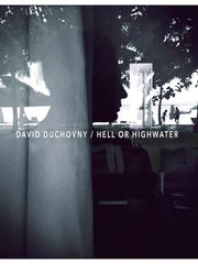 """The cover of David Duchovny's album """"Hell or Highwater,"""""""