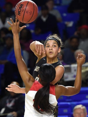Western Kentucky signee Akira Levy scored a game-high 35 points Tuesday night in a win over Watertown.