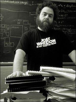 Author Patrick Rothfuss has started a new season of his podcast with Max Temkin, co-creator of the popular card game Cards Against Humanity.