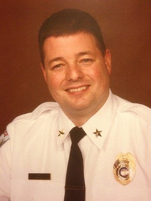 Daniel Ault was selected as the new chief of the Plover Police Department.