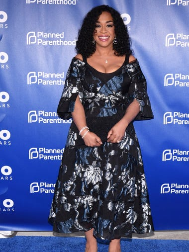 Shonda Rhimes attends the Planned Parenthood 100th
