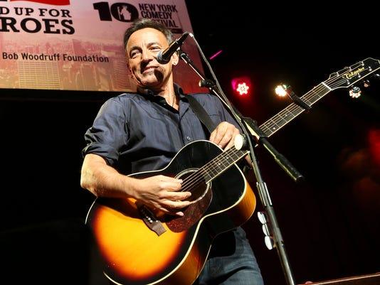 People-Bruce Springsteen