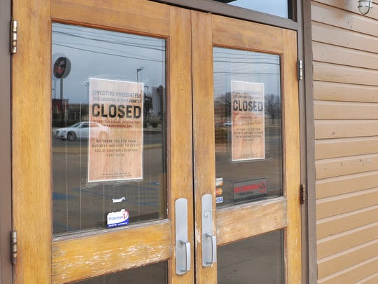 Logan's Roadhouse located on Call Field Road closed