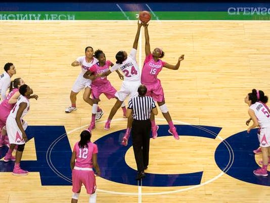 ACC Clemson Virginia Tech Basketball