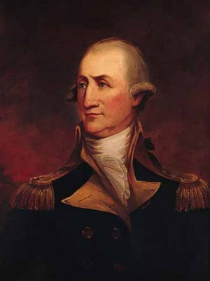 Peter Muhlenberg was an American clergyman who fought in the Revolutionary War.