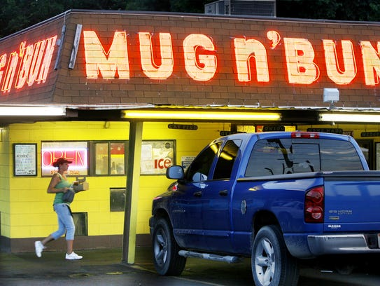 Mug n' Bun in Speedway is a local mainstay, offering