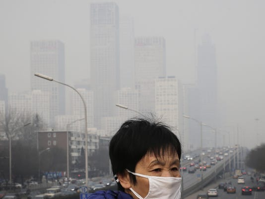 United Nations Air Pollution