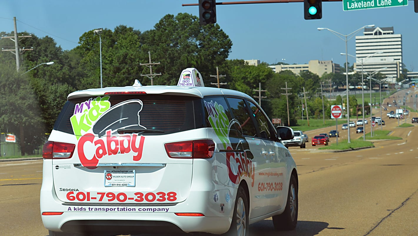 jackson woman provides cab service for kids