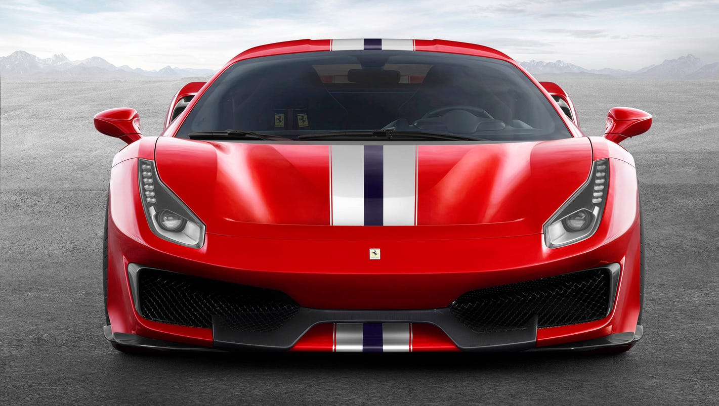 Hottest Ferrari Yet, Other New Car Models To Debut In Geneva