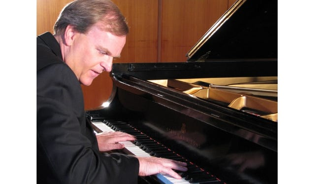 Pianist Clipper Erickson will be the featured performer at the next Maurice River Music salon concert.