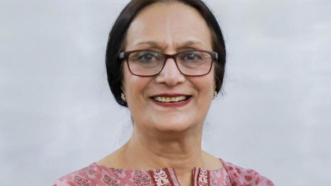 Najma Shamsi, Guest columnist