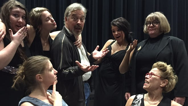 "The comedy ""Jake's Women"" will be presented on stage at UWFox beginning Thursday."