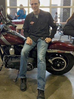 Dalton Goodwin, 30, an employee at Six Bends Harley-Davidson in Fort Myers, died Saturday night from injuries he received when he crashed his motorcycle along Coronado Parkway in Cape Coal.