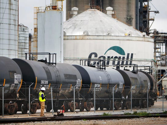 Cargill once employed 440 people at the Presidents