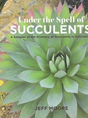 Cover of Under the Spell of Succulents by Jeff Moore.