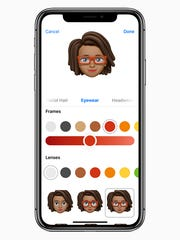 As part of iOS 12, Apple is letting you create customized