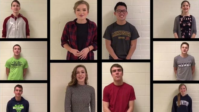 In a video contest for the Kids in Crisis series, high school students broke myths about mental health.