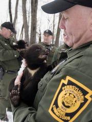 Erin Kabler, Deputy Wildlife Conservation Officer,