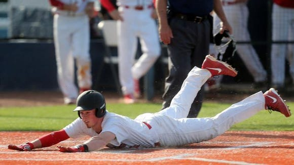 Ravenwood's Bryce Denton batted .484 with 10 home runs and 62 RBIs as a junior last season.