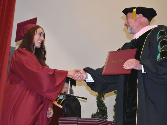 NMSU-Alamogordo Graduation 1