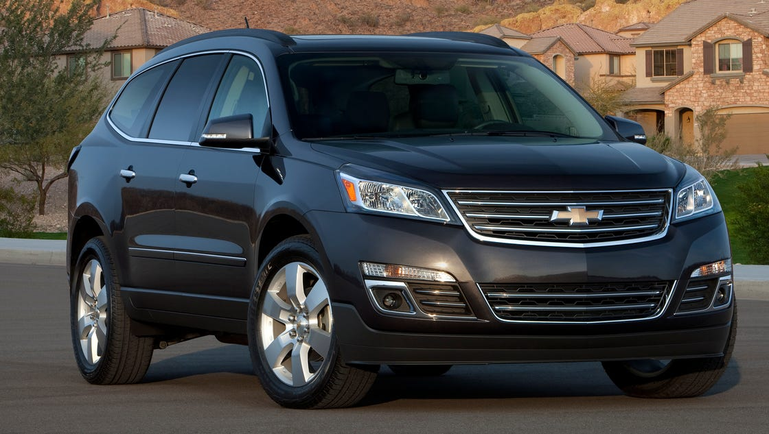 Gm Will Pay Suv Owners Up To 1 500 Over Faulty Stickers