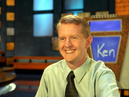 """After 75 appearances and 74 consecutive wins on the TV game show """"Jeopardy!,"""" Ken Jennings walked away with more than $2.5 million."""